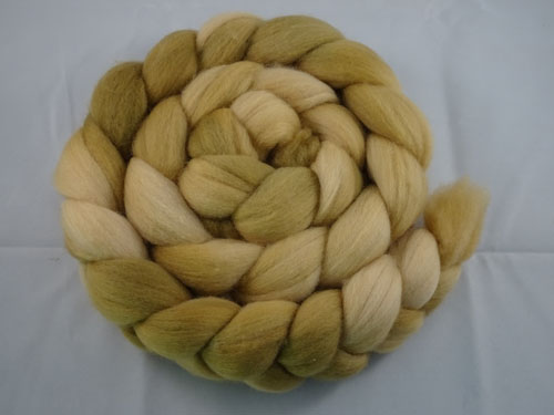 Semi Solid Merino Roving No 594