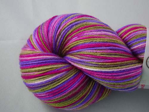 Morgana Superwash Merino/Nylon Sock Yarn