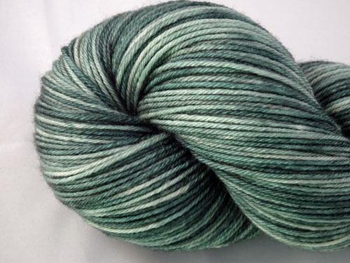 Murky Depths Superwash Merino/Nylon Sock Yarn