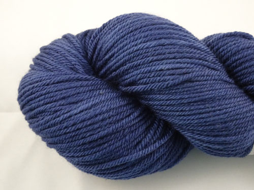Navy 8ply Sustainable Merino