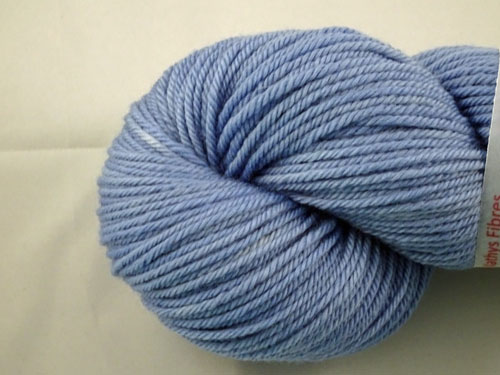Nell's Blue 8ply Sustainable Merino