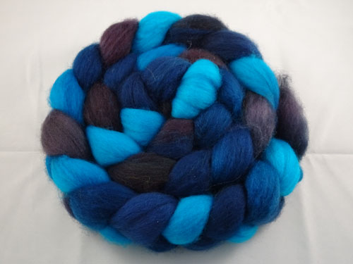 Now That Is Blue SW Merino tops