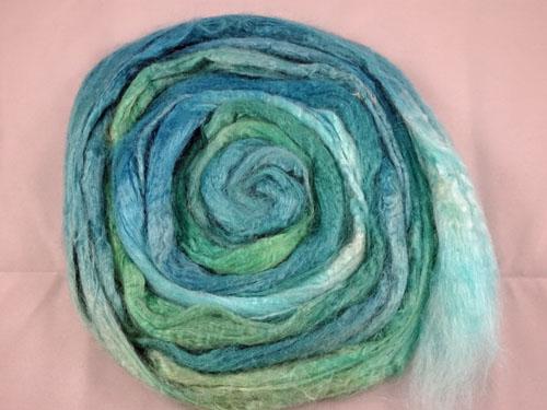 Oceanic Tussah Silk