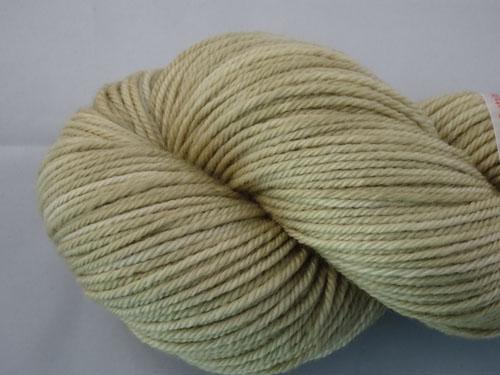 Pale Khaki 8ply Sustainable Merino