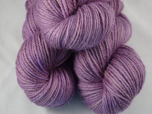 Putple Is Back 8ply Alpaca Yarn