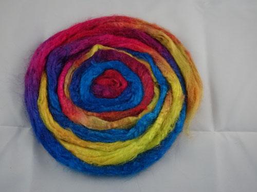 Razzle Tussah Silk