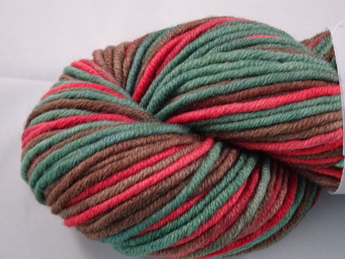 Red Flowering Gum(L) Aust/NZ Merino 14ply Yarn