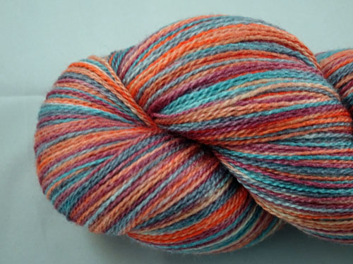 Roxy Merino/Silk Laceweight Yarn