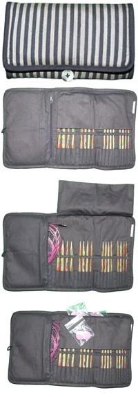 SYM Wood IC Compact Fine Knitting Kit