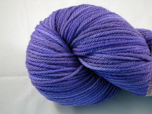 Sally 8ply White Gum Wool
