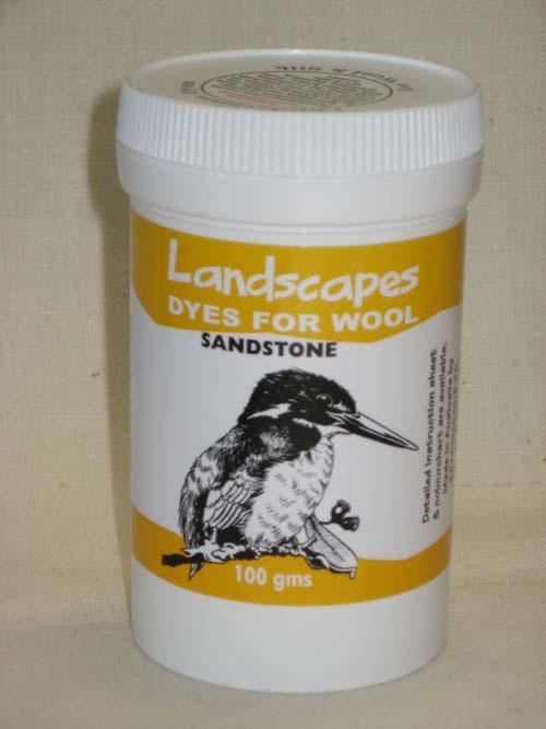 Sandstone Dye
