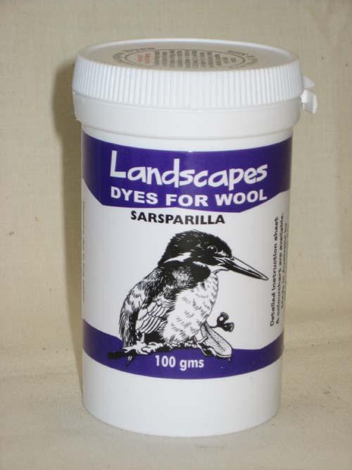 Sarsparilla Dye