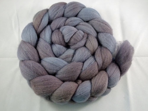 Semi Solid Merino Roving No 604
