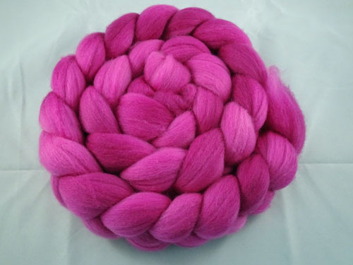 Semi Solid Merino Roving No 614