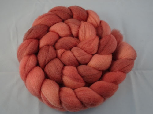 Semi Solid Merino Roving No 566