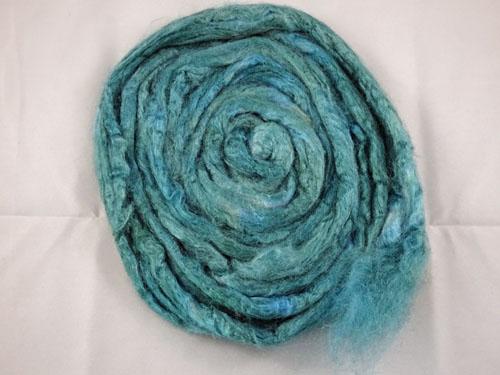 Serene SageTussah Silk