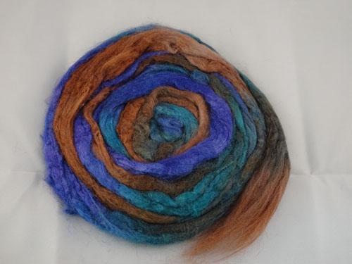 Spruce  Tussah Silk