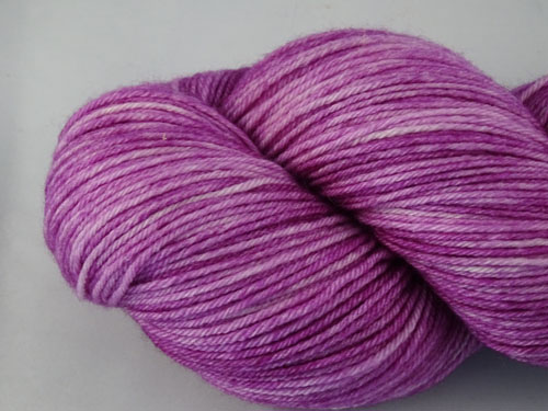 Squashed Mulberries Superwash Merino/Nylon Sock Yarn