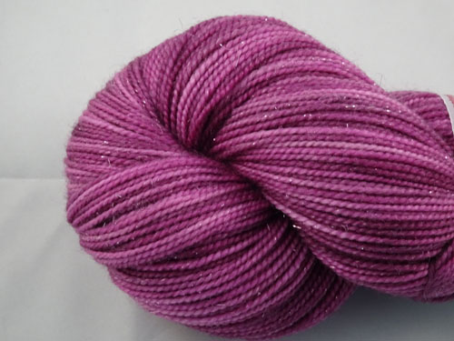 Stained Fingers SW Merino/Nylon/Stellina sock yarn