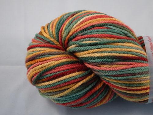 Strelitzia 8ply White Gum Wool