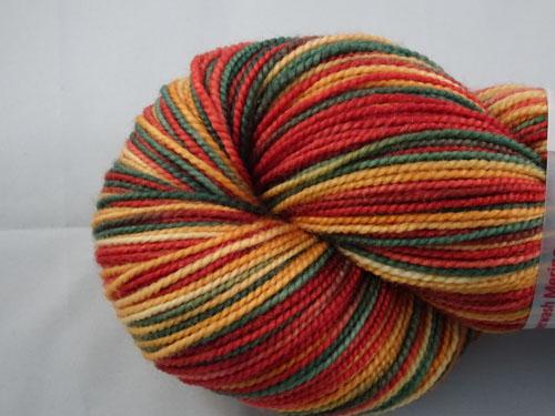 Strelitzia (L) SW Merino Sock Yarn