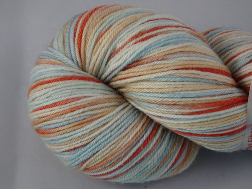 Sugared Almonds Superwash Merino/Nylon Sock Yarn