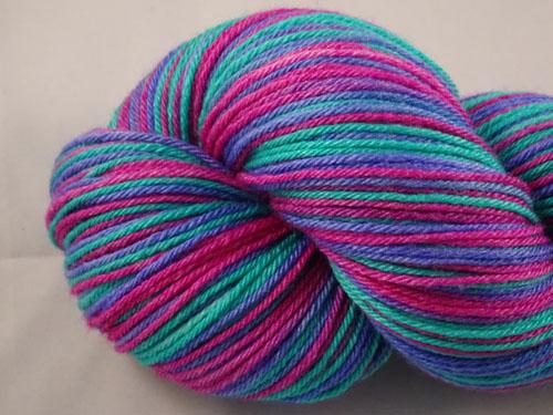 Swish (L) Superwash Merino/Bamboo/Silk Sock Yarn