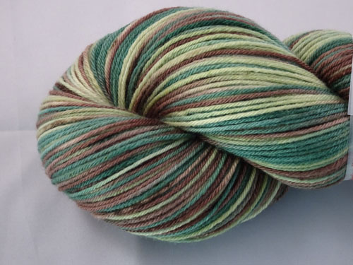 Tall Timber Superwash Merino/Nylon Sock Yarn