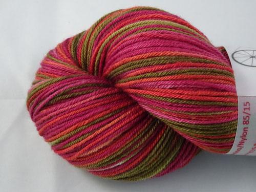 Terramossin Superwash Merino/Nylon Sock Yarn