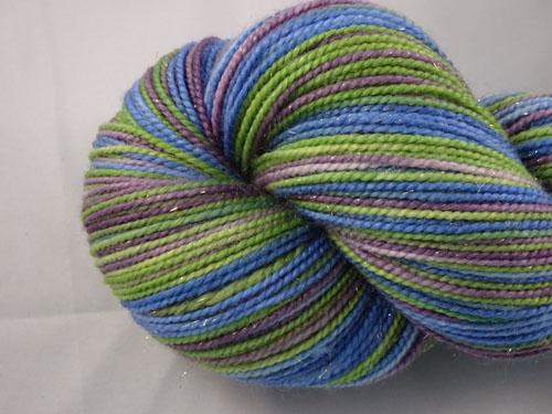 Vineyard (L) SW Merino Sock Yarn/Nylon/Stellina