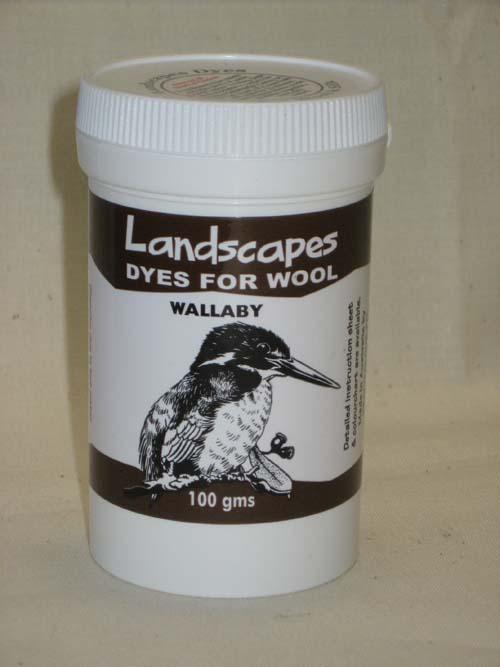 Wallaby Dye