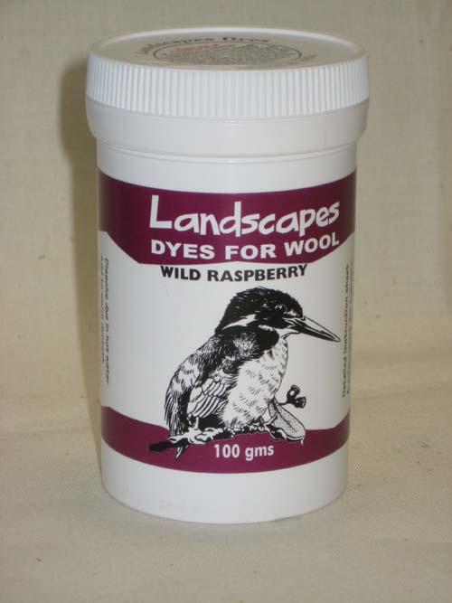 Wild Raspberry Dye