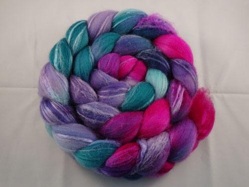 Zephenia Merino/Silk tops