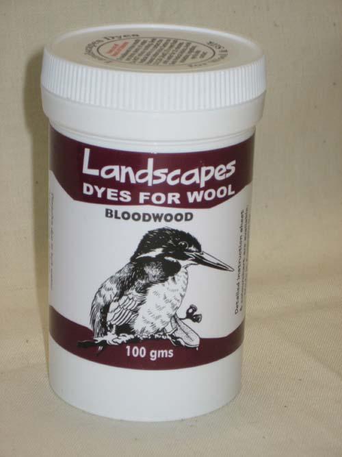 Bloodwood Dye